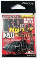 Decoy KG hyper Worm Offset Hook