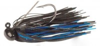 lunker-city-football-head-jig---black-:-blue-sapphire-